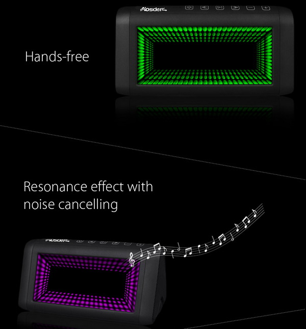 Aosder Bluetooth 4.0 Speaker