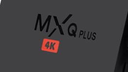 MXQ PLUS 4K mic
