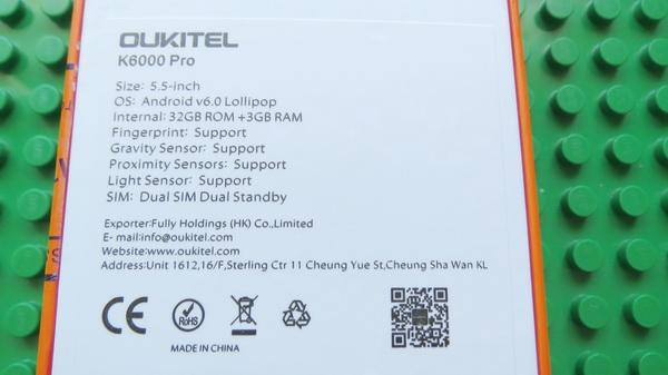 Oukitel K6000 Pro (5)