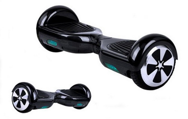 Self Balancing Intelligent Hoverboard (1)
