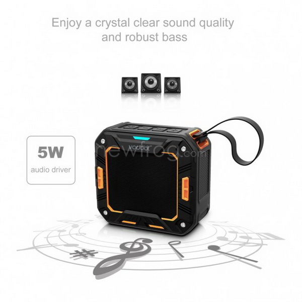 Vodool Bluetooth Speaker