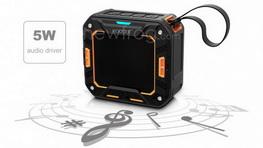 Vodool Bluetooth Speaker mic