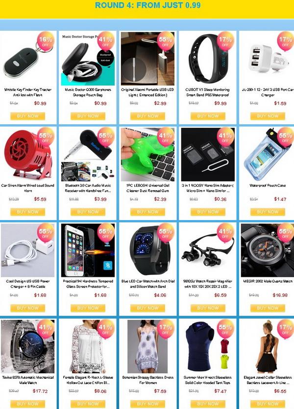 Electronics Flash Sale
