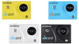 Andoer 4K Ultra HD Action Sports Camera 3yya