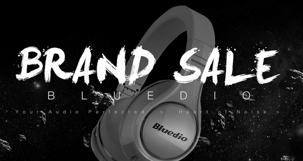 Bluedio Brand Flash Sale