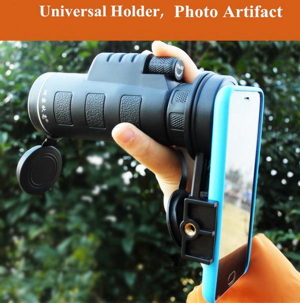 Camera Lens Monocular