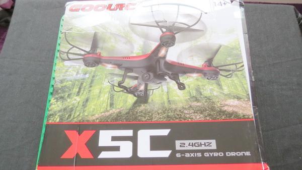 GoolRC X5C