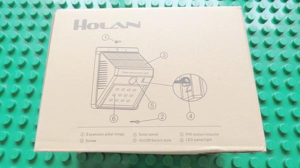 Holan HL-001