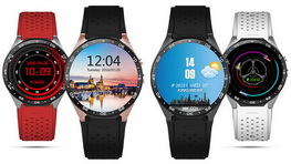 Download Android 5 1 stock firmware for KingWear KW88 Smartwatch