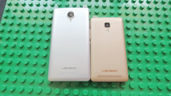 Leagoo Z1 vs. Leagoo Z5
