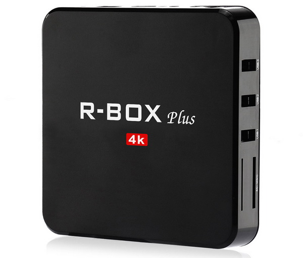 R-Box Plus TV Box