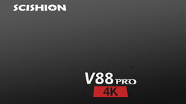 Scishion V88 Pro TV Box mik
