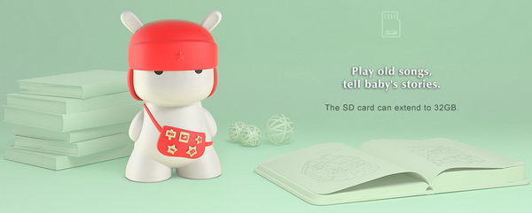 Xiaomi Mi Rabbit Bluetooth Speaker 3