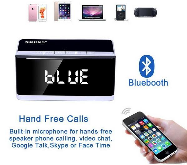 Xrexs Bluetooth Speaker 2