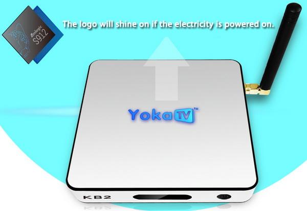 Yoka KB2 TV Box