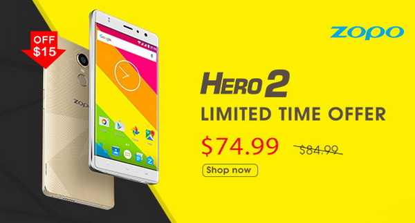 Zopo Hero 2