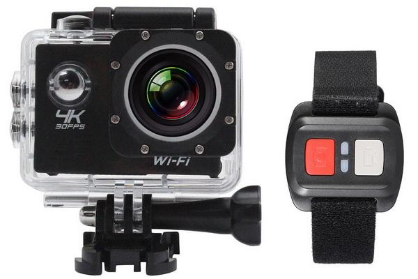 16MP 4k Sports Action Camera