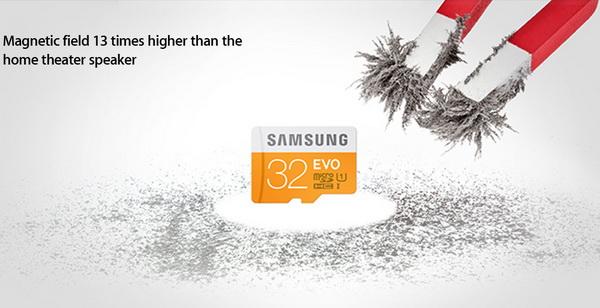 32GB Samsung Class 10 Micro SD Memory Card