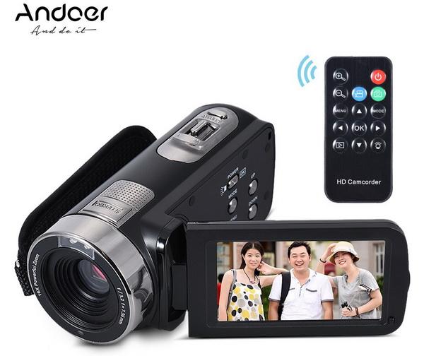 Andoer HDV-302S
