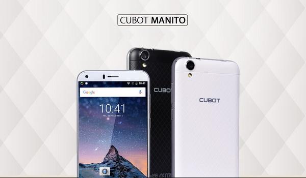 Cubot Manito