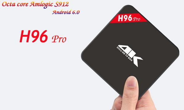 H96 Pro TV Box
