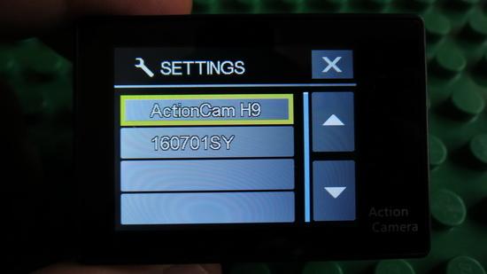 Eken H9 4K ActionCam