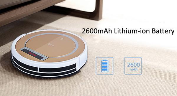 Ilife X5 Robotic Vacuum Cleaner
