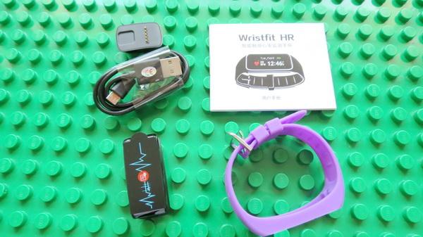 Wristfit HR Smart