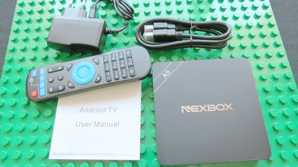 Nexbox A5 TV Box