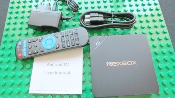 Nexbox A5 TV Box