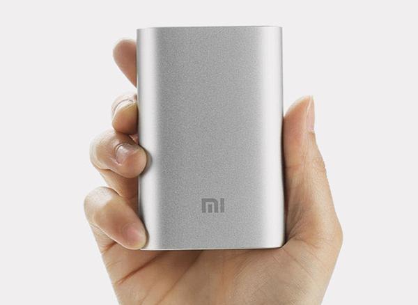 Xiaomi 5.1V 2.1A 10000mAh Power Bank
