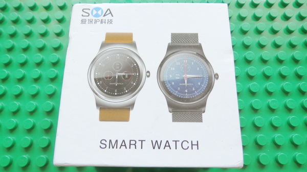SMA-R Dual Bluetooth Smart Watch