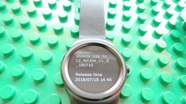 SMA-R Dual Bluetooth Smart Watch