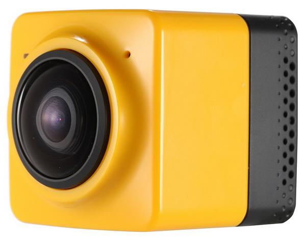 Super Mini Cube 360° Action Sports Camera