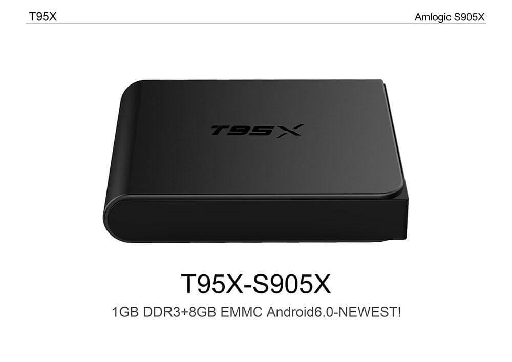 T95X TV Box