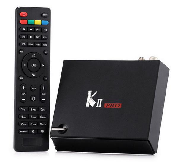 KII Pro TV Box