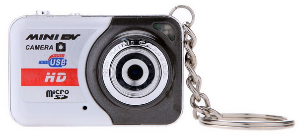 X6 Ultra Mini HD Camera