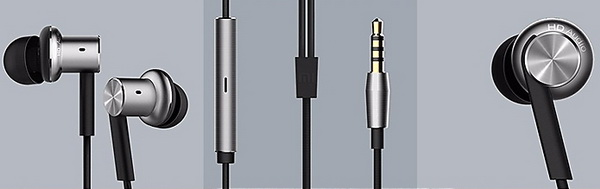 Xiaomi In-Ear Earphone Mi Piston Pro
