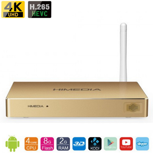 Himedia Q8 TV Box