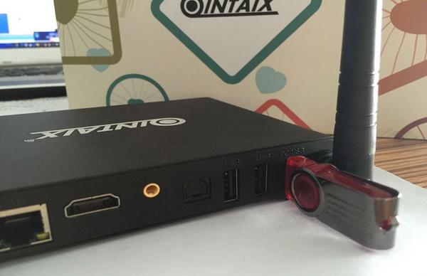 Qintex Q912 TV Box