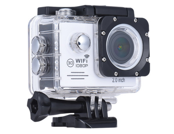 1080P 30fps 12MP Action Camera