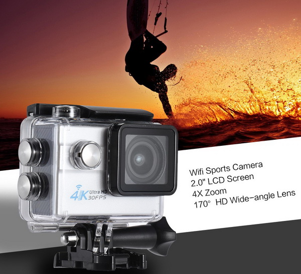 16MP WiFi Action Sports Camera