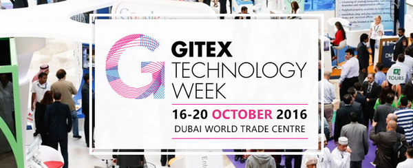 GITEX 2016 Exhibition