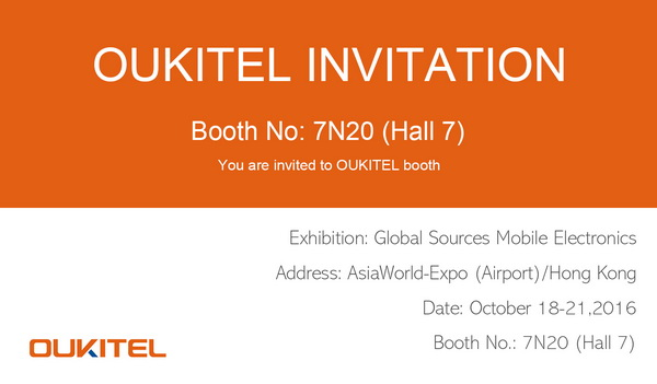 Global Sources Mobile Exhibition 2016