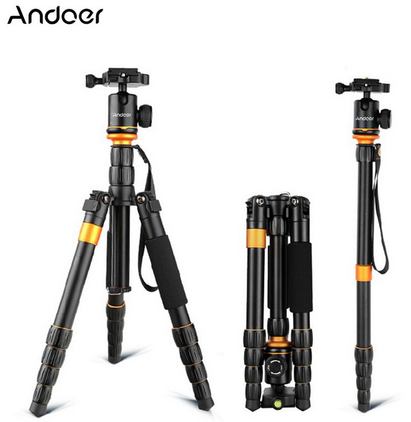 aDigital Camera Tripod