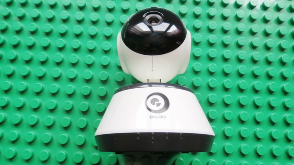 Unboxing Digoo BB-M1 WiFi Home Security IP Camera - China