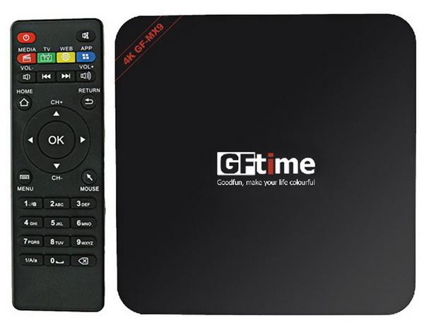 GFtime MX9