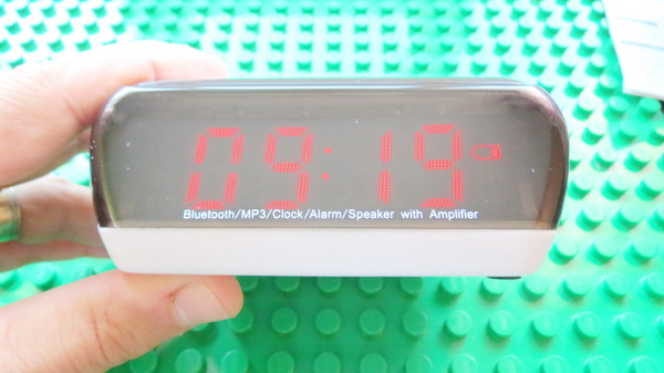 MX-18 Bluetooth Alarm Clock