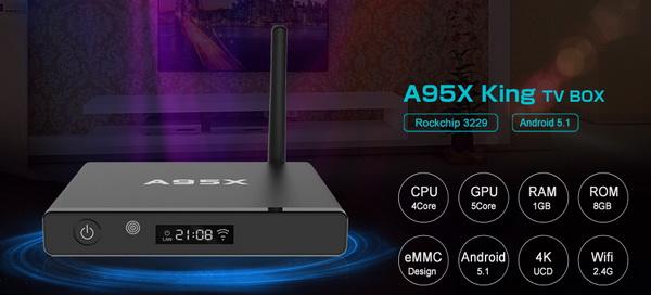Nexbox A95X King