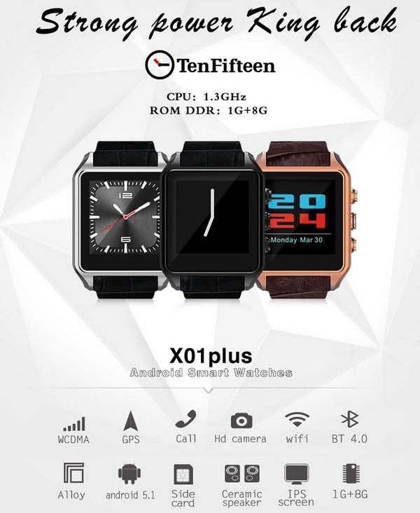 TenFifteen X01 Plus
